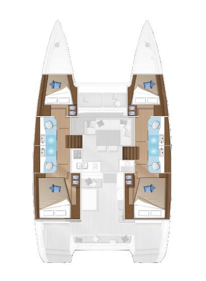 Lagoon 40 Catamaran