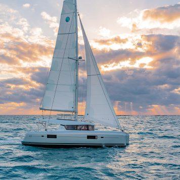 Lagoon 42 Catamaran