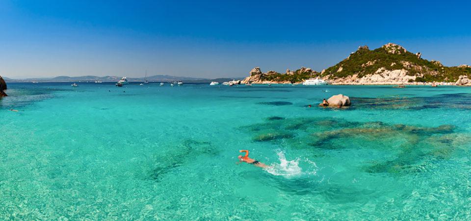 Catamaran Hire to Sardinia for Skippered Charters