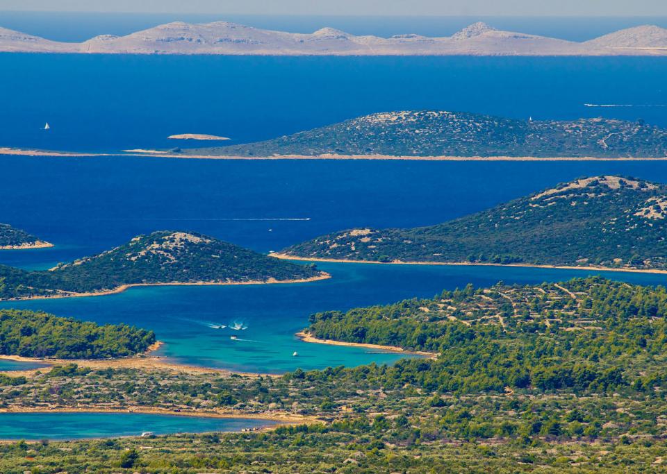 Catamaran Charter to Croatia